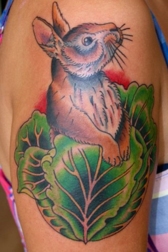 Rabbit-Tattoo-007